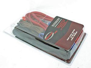 Radian 0Gauge Car Audio Wiring Kit-0