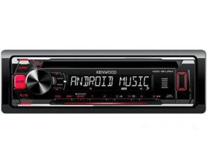Kenwood KDC-161URM Mp3/CD/USB Front Loader-0