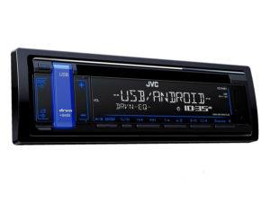 JVC KD-R481 MP3 CD with USB Front Loader-0