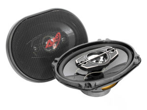 """AudioFusion 6x9"""" 500w 3way Speakers-0"""