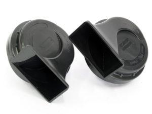 Dunlop 12 Twin Horn Vehicle Hooter Set-0