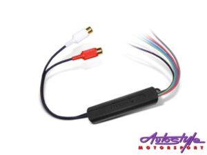 Stetsom RCA Hi/Low Adaptor-0