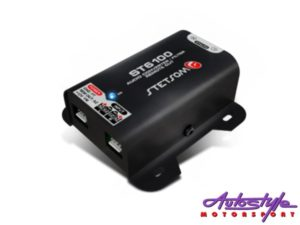 Stetsom Hi/Low RCA converter with remote-0