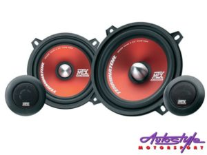 "MTX TR50S 5"" 50rms Component Split System-0"