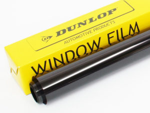 Dunlop Dark Grey Window Tint -0