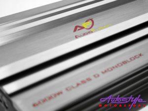 AudioFusion 6000w 1ch Monoblock Amplifier-26090