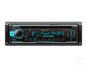 Kenwood KDC-BT610U Mp3 Cd/Usb with Bluetooth-0