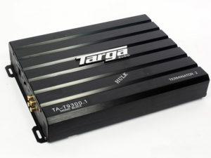 Targa Terminator Series 800rms Class B Monoblock Amplifier-0