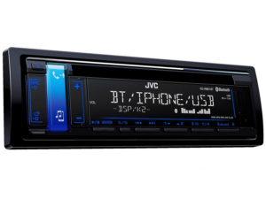 JVC KD-R881BT Bluetooth/USB Front Loader-0