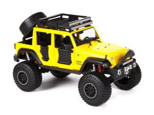 Maisto 1:24 Jeep Wrangler Limited Edition-0