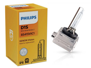 Philips D1S Xtreme Vision Bulbs (each)-0