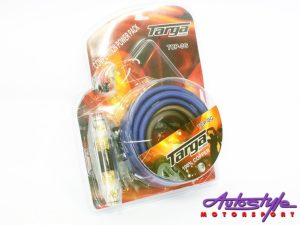 Targa 0gauge Full Copper Car Audio Wiring Kit-0