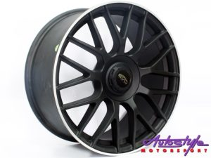 "19"" QS SL65 5/112 MB Alloy Wheels-0"