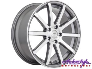 "17"" A-Line Cosmo 5/120 GMMF Alloy Wheels-0"