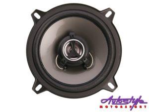 "Soundstream Arachnid Series 5.25"" 2-Way Speaker, 80w RMS-0"