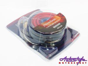 Powerbass 4gauge 7metre Car Audio Wiring Kit-0