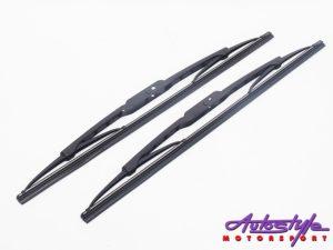 """Bosch Universal 18"""" Wiper Blade (set)-0"""