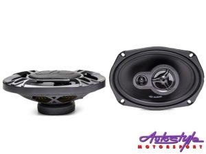 "Digital Design DD-EX6x9 6x9"" Speakers-0"