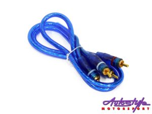 Ice Power 2 into 2 RCA Cabling (1metre)-0
