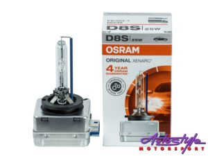 Osram D8S Xenarc replacement HID Bulb (each)-0