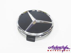 MC Gunmetal Design Wheel Center Cap (ea)-0