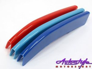 Suitable for E92 Clip-on Grille Stripes-0