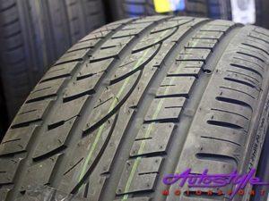 "245-45-17"" Aplus A607 Tyre-0"