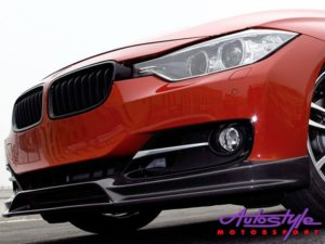 Suitable for BMW F30 Carbon Fibre Front spoiler-0