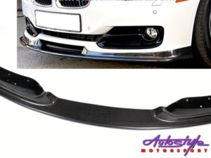 Suitable for Bmw F30 Carbon Front Spoiler-0