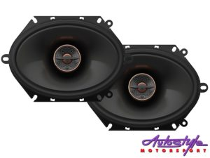 """Infinity REF-8622CX 6x8"""" 60rms Speakers-0"""