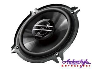 "Pioneer TS-G1320F 5"" 250w 2way Speakers-0"