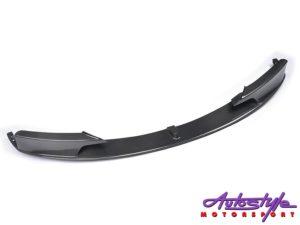 Suitable for Bmw F30 Carbon Fibre Lower Front Spoiler-30372