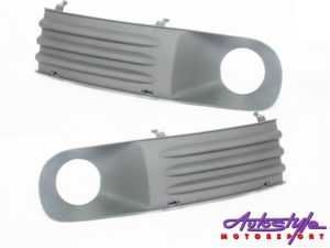 VW Caddy T5 Foglamp Covers-0