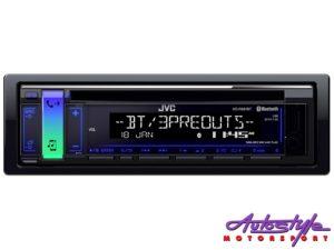 JVC KD-R991BT Mp3 Cd with USB & Bluetooth-0