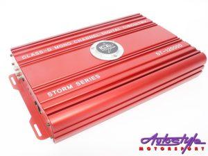 ICE Power Storm Series 120000w 1ohm Monoblock Amplifier-0