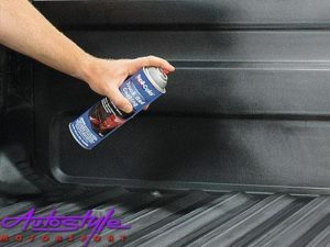 Duplicolor Truck Bed Coating Spray (clear)-27796