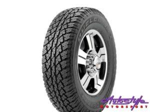 """265-65-17"""" Bridgestone Dueler D693 III Tyres -0"""
