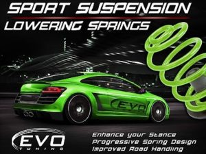 Evo Lowering Kit for Nissan np200- 40mm(fronts)-0
