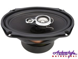 """Soundstream Picasso PF-693 130rms 3way 6x9"""" Speakers-0"""