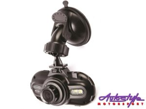 "Ring Automotive 2"" Dash Camera with GPS-28309"