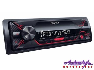 Sony DSX-A210UI Media Player with USB-0