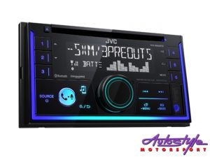 JVC KW-R930BT Double Din CD with Bluetooth/USB-0