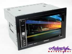 Paramount ZXN006BT Double Din DVD with Bluetooth-0