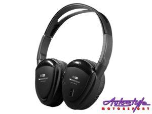 Soundstream Single 2ch. IR Wireless Headphone-0