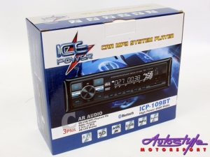 ICE Power ICP-109 Media Player with USB/Bluetooth-28606