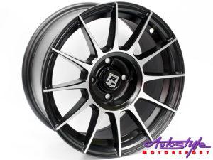 "15"" Axe Champ 4/100 MFMF Alloy Wheels-0"
