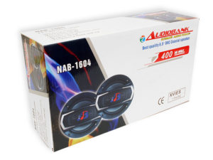 "Audiobank 6"" 400w 3way Speakers-0"