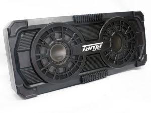 """Targa TG-SKA2000 10"""" Twin Subwoofer & Amplifier Kit-0"""