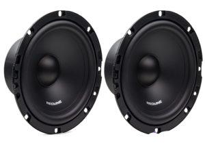 Digital Design Red-Line 75rms 2way Speakers-0