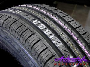 """195-45-15"""" Roadstone Tyres-0"""